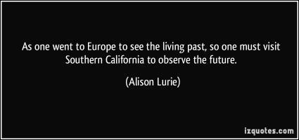 Alison Lurie's quote #1