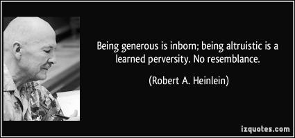 Altruistic quote #2