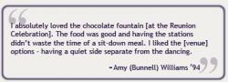 Alumni quote #1