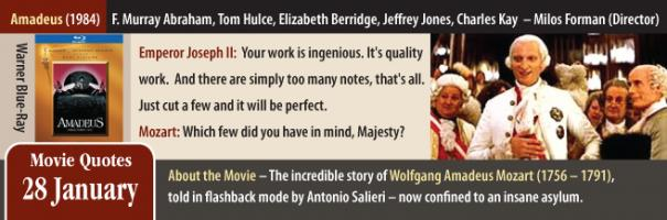 Amadeus quote #2