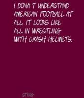 American Football quote #2