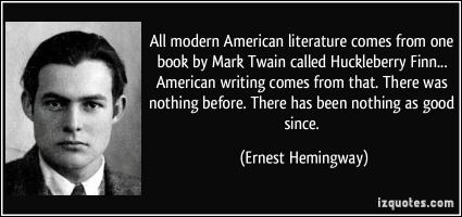 American Writer quote
