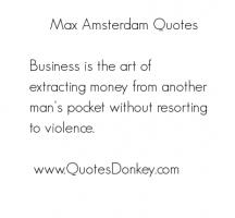 Amsterdam quote #1