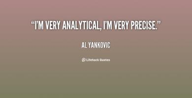 Analytical quote #4