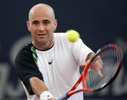 Andre Agassi profile photo