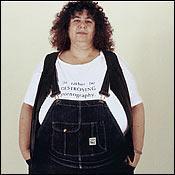 Andrea Dworkin profile photo