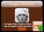 Angus Wilson's quote #2
