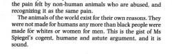 Animal Rights quote #2