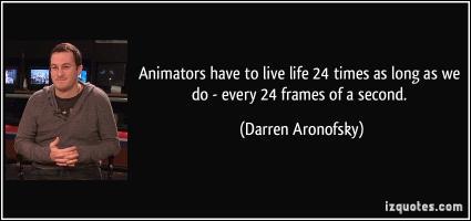 Animators quote #1