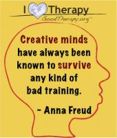 Anna Freud's quote