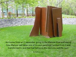 Anthony Caro's quote #1