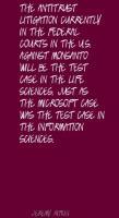 Antitrust quote #2