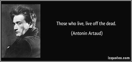 Antonin Artaud's quote #6