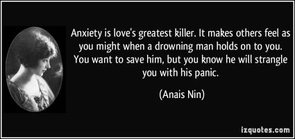Anxieties quote #1
