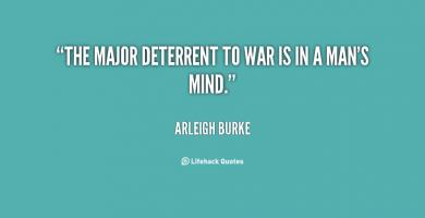 Arleigh Burke's quote #1