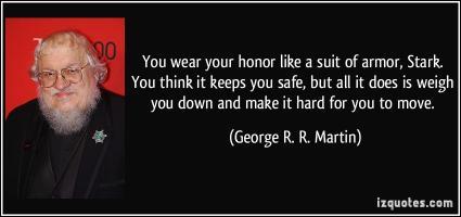 Armor quote #3