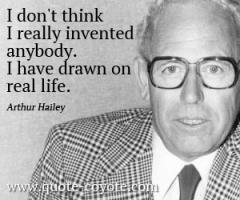 Arthur Hailey's quote #3