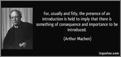 Arthur Machen's quote #3
