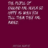 Arthur Murphy's quote #2