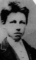 Arthur Rimbaud profile photo