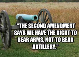 Artillery quote #1