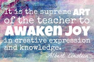 Artistic Expression quote #2