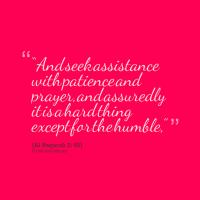 Assistance quote #1