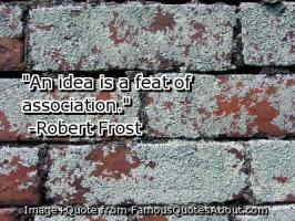 Association quote #2