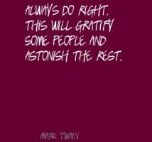 Astonish quote
