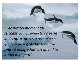 Attaining quote #2