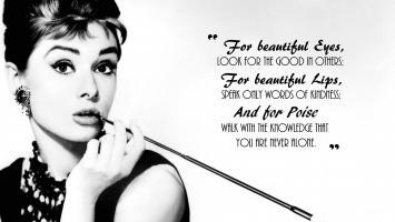 Audrey Hepburn quote #2