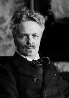 August Strindberg profile photo