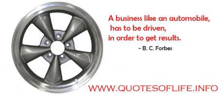 Automobile quote #3