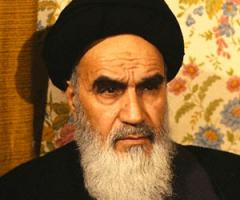 Ayatollah Khomeini profile photo