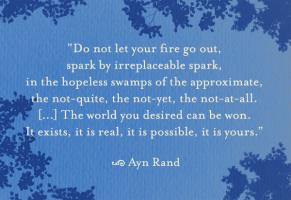 Ayn Rand quote #2