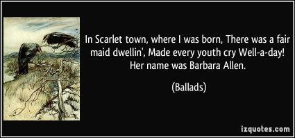 Ballads quote #1