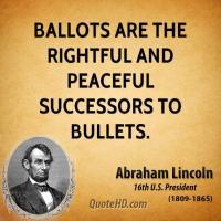 Ballots quote #1