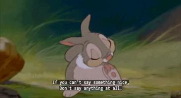Bambi quote #1