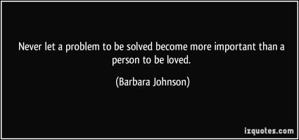 Barbara Johnson's quote #2