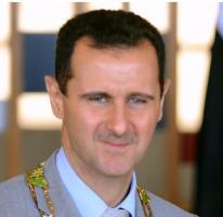 Bashar al-Assad profile photo