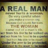 Be A Man quote