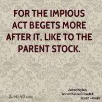 Begets quote #3