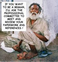Beggar quote #2