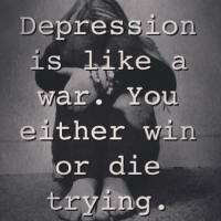 Being Depressed quote #2