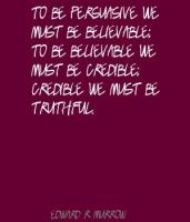Believable quote #4