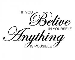 Believe quote #2