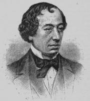 Benjamin Disraeli profile photo