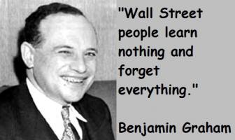 Benjamin Graham's quote #1