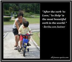 Bertha von Suttner's quote #1
