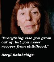 Beryl Bainbridge's quote #2
